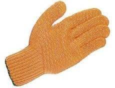 Gloves criss-cross